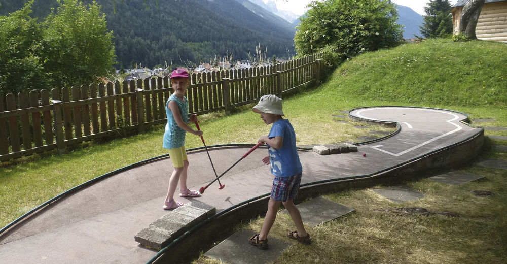 Varied childcare services - Family holiday in the Stubai valley